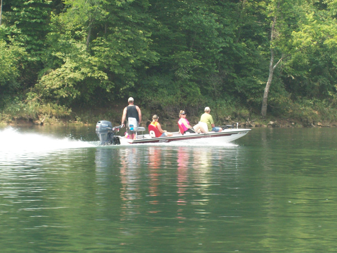 Fishing News in and near White River Arkansas