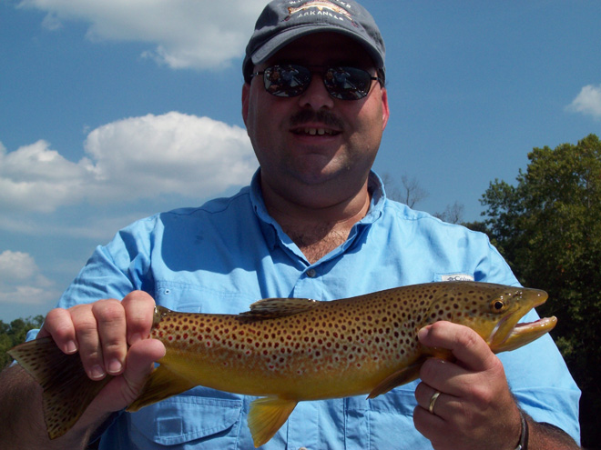 Trout Fishing Tips in and near White River Arkansas