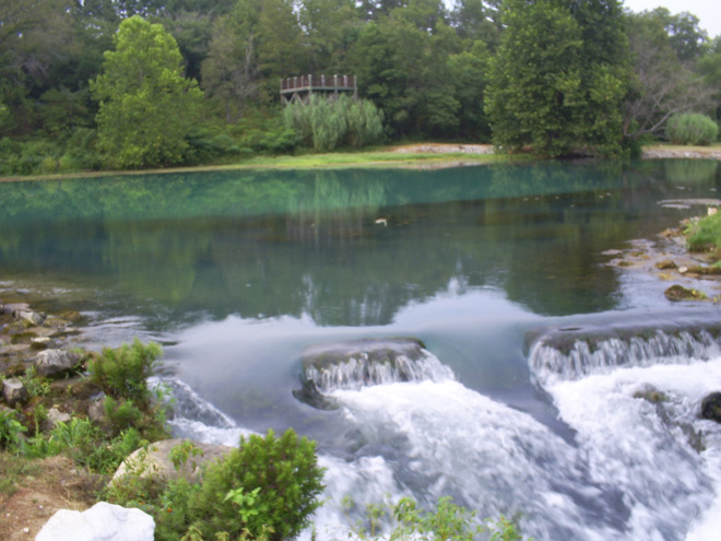 Trout Farms in and near White River Arkansas